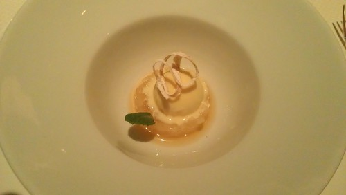Poached Pear Brunoise