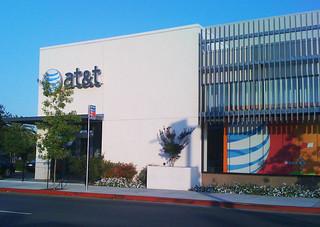 AT&T Retail Store in Palo Alto, California