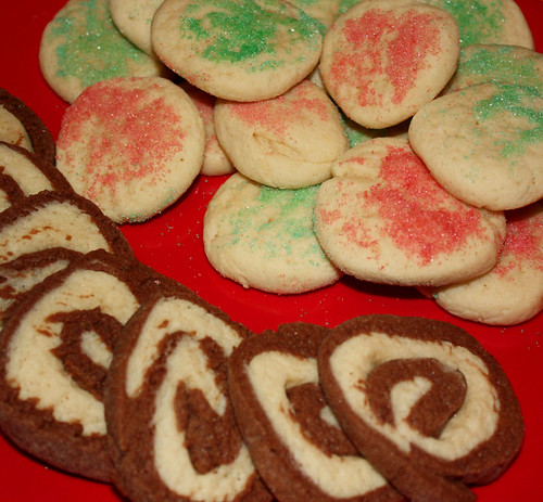 Vegan Christmas Cookies