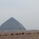 Bent Pyramid - Dahshur, Egypt