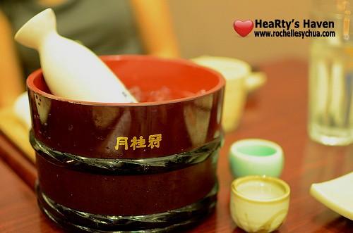 yakitori iced soju