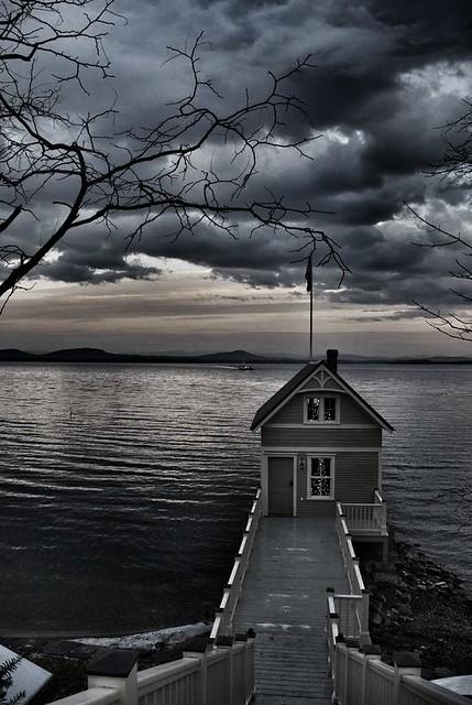 Essex, NY Boathouse #3