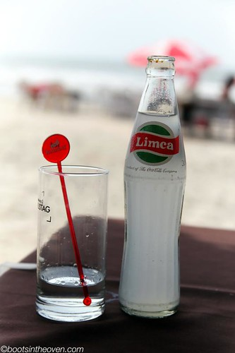Logan's Goa drink of choice: Feni and Limca