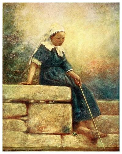 009-Horas ociosas-Brittany 1912- Mortimer y Dorothy Mempes