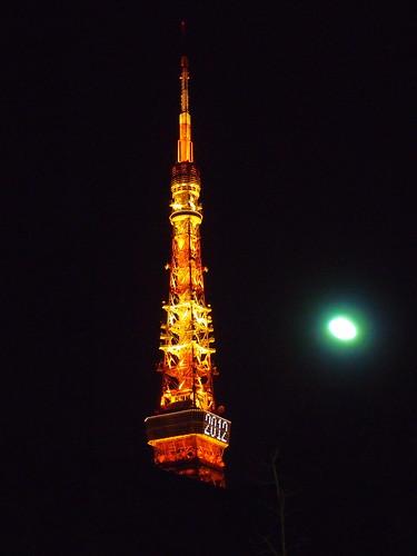 東京タワー 2012