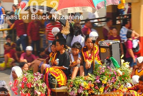 Feast of Black Nazarene