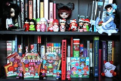 One of the Bookcases