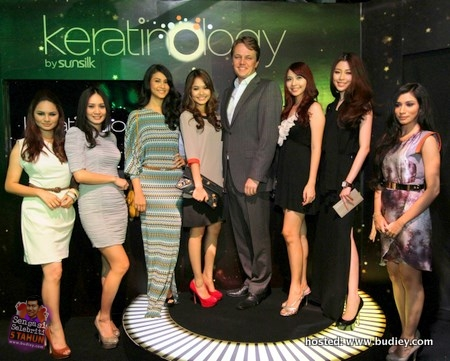Keratinology Sunsilk