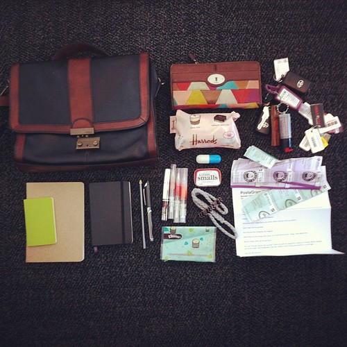 I've been wanting to do this for a while now #inyourbag #janphotoaday #day13