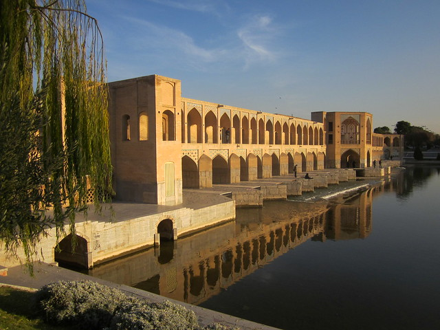 Khaju Bridge, Esfahan
