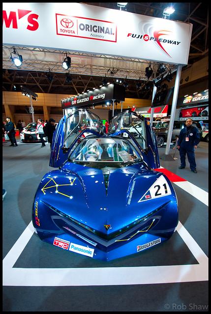 Tokyo Auto Salon Vehicles-261