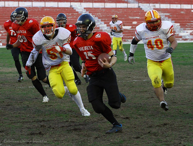 Murcia Cobras Jr.-Osos Rivas Jr.