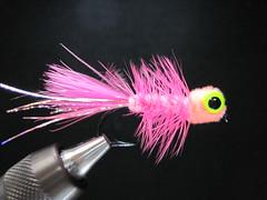 Pink Steelhead Dredger