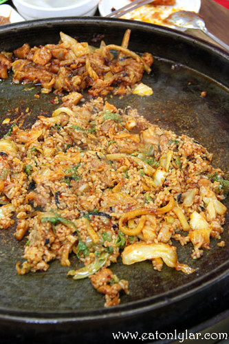 Dak-Galbi, Uncle Jang Korean Restaurant