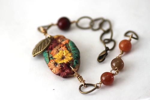 Bumpy Bead Bracelet