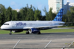 Jet Blue / Airbus A320-232 / N587JB at SJU