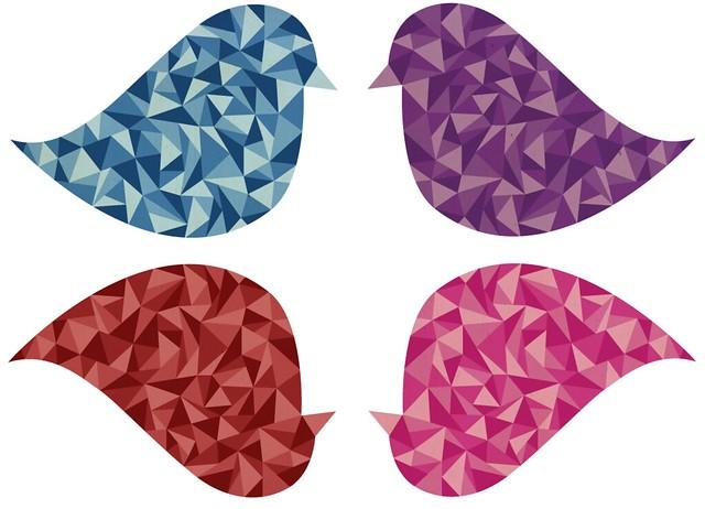 Triangelfåglar