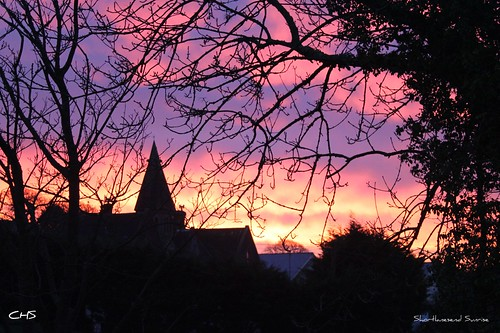 Shortlanesend Sunrise by Stocker Images