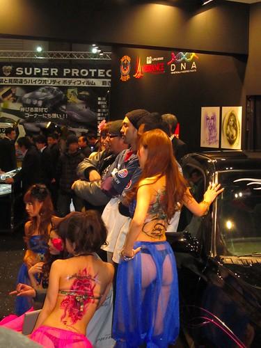 TOKYO AUTOSARON 2012 AIWA