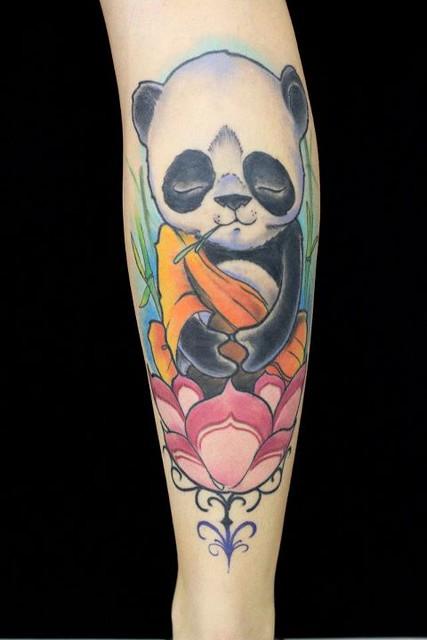 Panda by Fredão