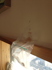 Plastic Bag + Tape == Less Cleanup by mikeysklar