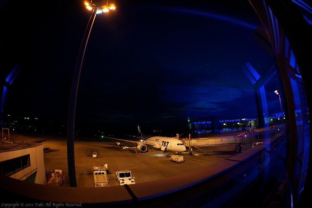 Boeing 787 Dreamliner #1