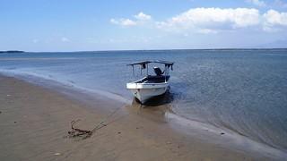 Isla El Pajarito, Bahia de Jiquilisco.