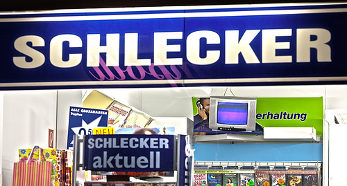Schlecker Aktuell; copyright 2012: Georg Berg