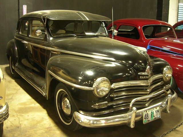 Autos For Sale >> 1948 Plymouth P-15 Special Deluxe 4 Door Sedan '48 PLYM' 2… | Flickr - Photo Sharing!