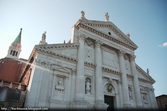San Giorgio Maggiore - Facade of San Giorgio Church
