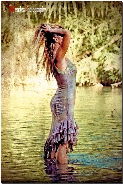 La chica del rio