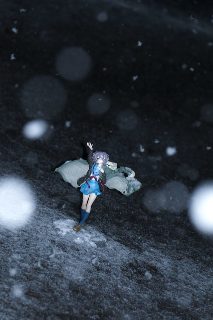 she name is snow -yuki nagato-