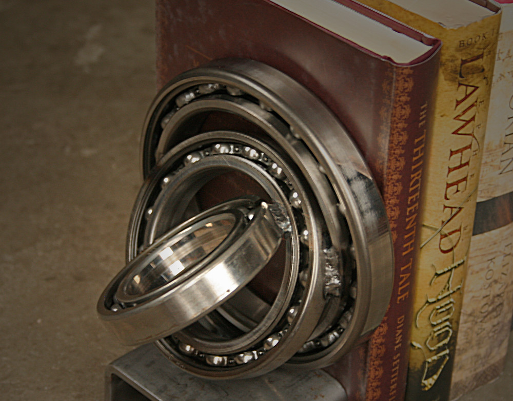 Bearing Bookends