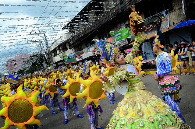 Sinulog Festival 2012 Photos