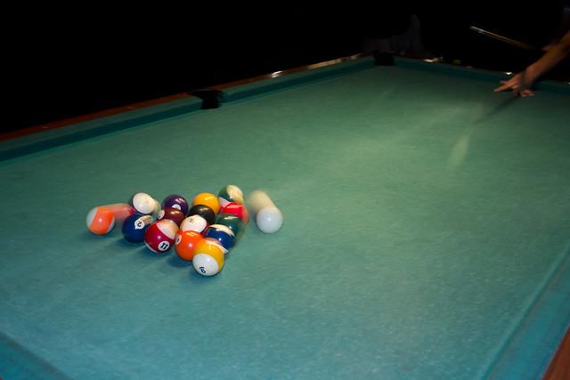 Billiard Definition Meaning