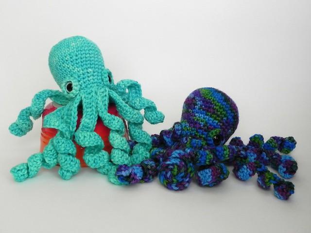 Octopus hugs are free