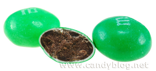 M&Ms Mint Dark Chocolate