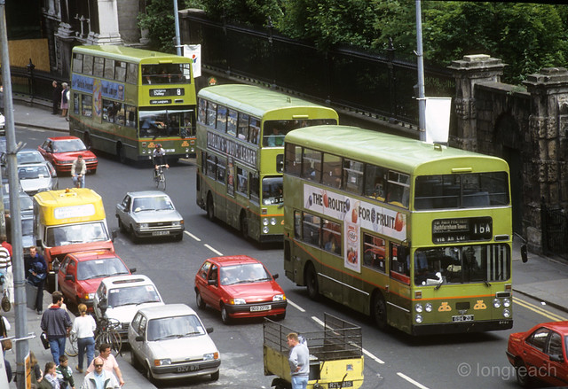 Dublin Bus Df694 Flickr Photo Sharing