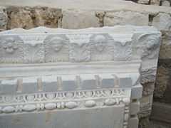 Marble Fragments from the Odeon at Kom el Dikka