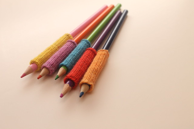 Pencil Sleeves