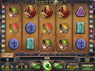 Secret Code slot game online review