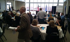 Working on regional economic development at Northwest Oklahoma Alliance.