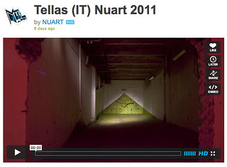 timelapse by Saft Films for Nuart 2011