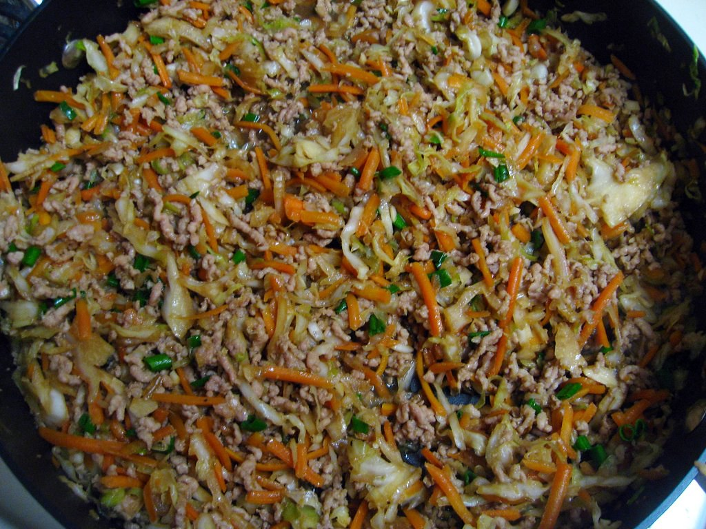 Egg Roll Filling
