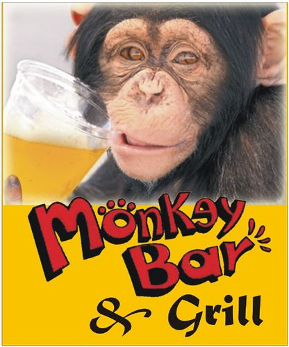 Monkey Bar by Megan Lorenz