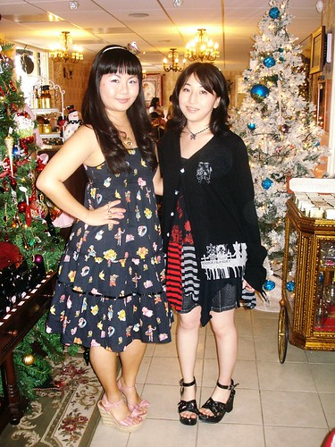 Me and Rachel