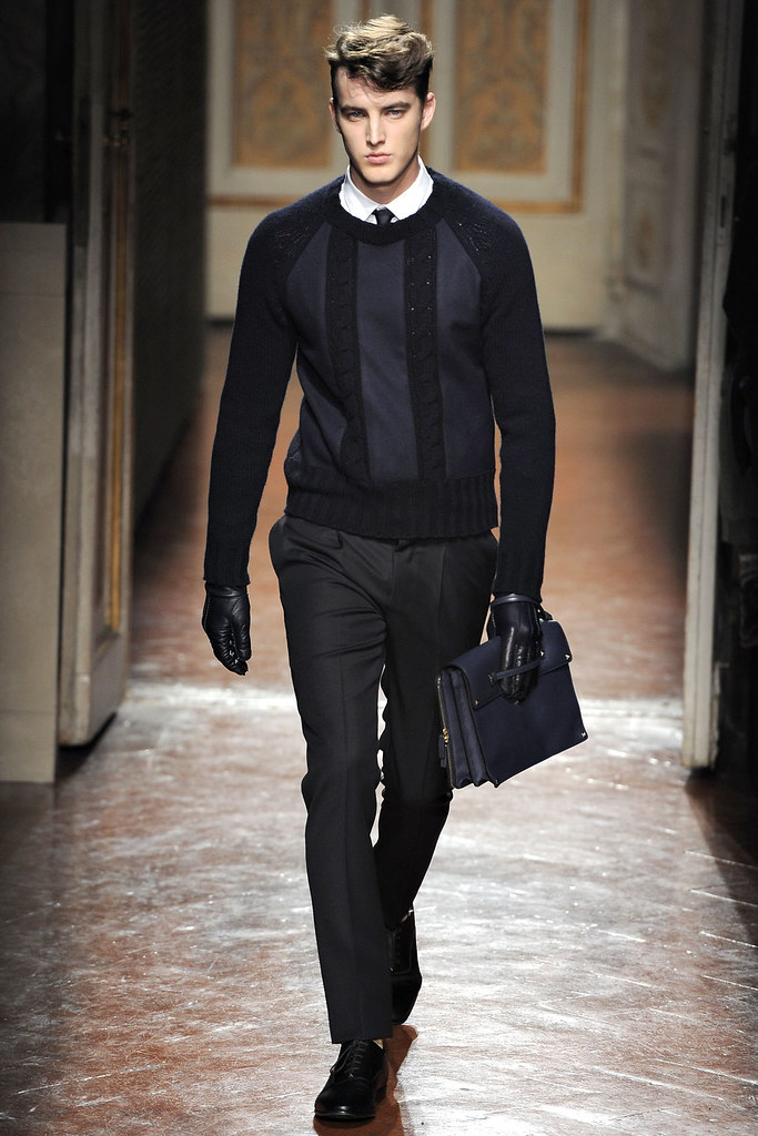 James Smith3531_FW12 Pitti Uomo Florence Valentino(Homme Model)