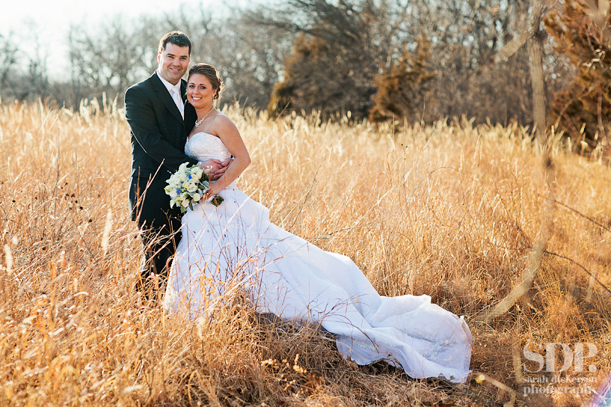 Topeka wedding photography