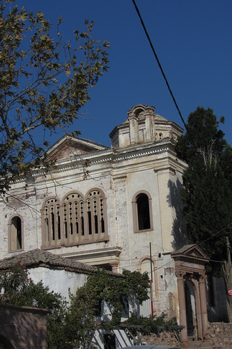 Burhaniye day 2 (Ayvalik): upper church part (2)