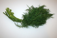 08 - Zutat Dill / Ingredient dill